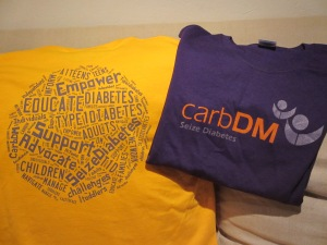 Carb DM T-shirts